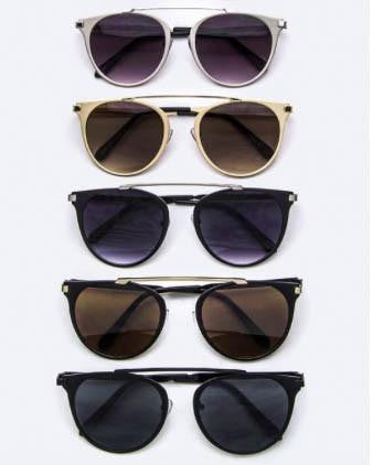 Beach Babe Top Bar Sunglasses - Roehampton Road