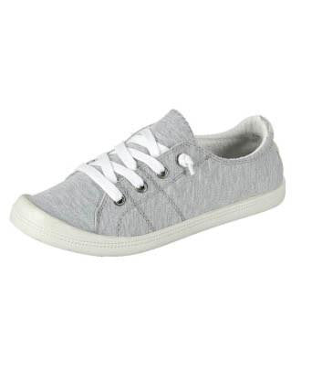 Casual Low Top Sneaker - Grey