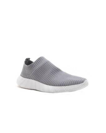Stretch Knit Low Top Sneakers