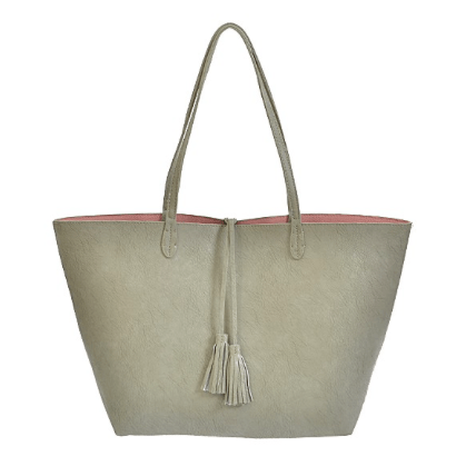 SHOP ME Carry All Tote (Grey)