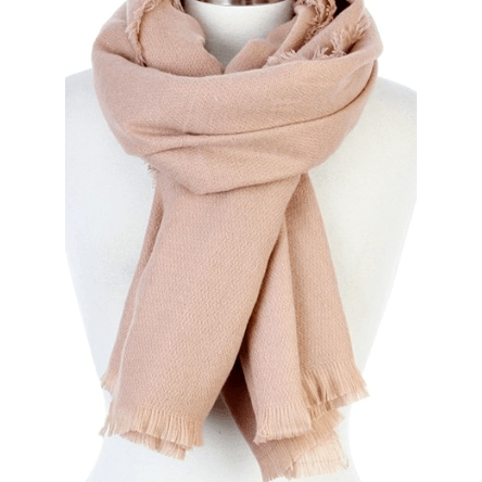 LIGHTWEIGHT Scarf (Blush)