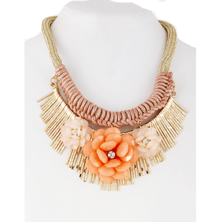MELISSA Statement Necklace