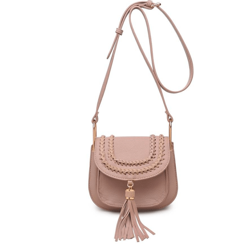 NOLAN Crossbody Bag (Blush)