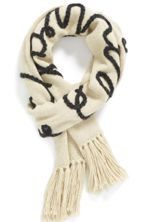 "WILDFOX COUTURE ""Hangover Central"" Scarf"