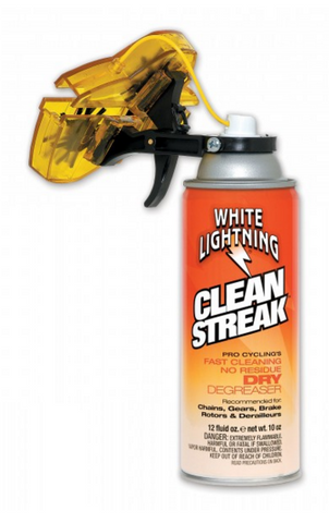 White Lightling Trigger Cleaning System