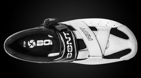 Bont Riot - White / Black