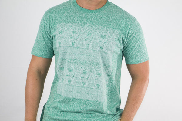 Mint Graphic Tee