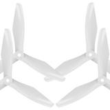 RS-3blade-FPV - 5x4.5 Prop Set x4 White