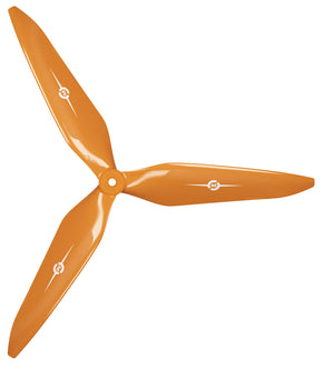 3X Power - 13x12 Propeller (CCW) Orange - Master Airscrew - Multi Rotor/ Model Airplane Propellers