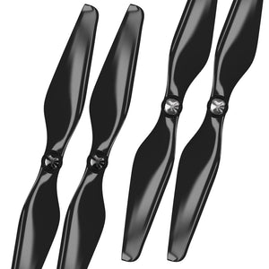 AUTEL X-Star Built-in Nut Upgrade Propellers - MR AU 9.4x5 Set x4 Black - Master Airscrew