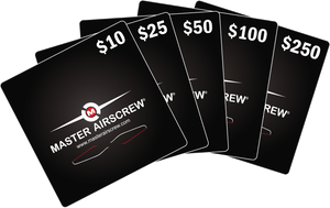 Master Airscrew - Gift Card - Master Airscrew - Multi Rotor/ Model Airplane Propellers