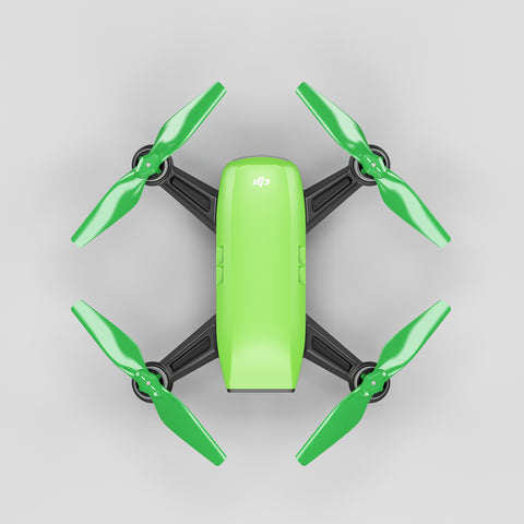DJI Spark STEALTH Upgrade Propellers - x4 Green