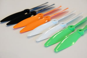 RS FPV Racing - 5x4.5 Prop Set x4 Green - Master Airscrew - Multi Rotor/ Model Airplane Propellers