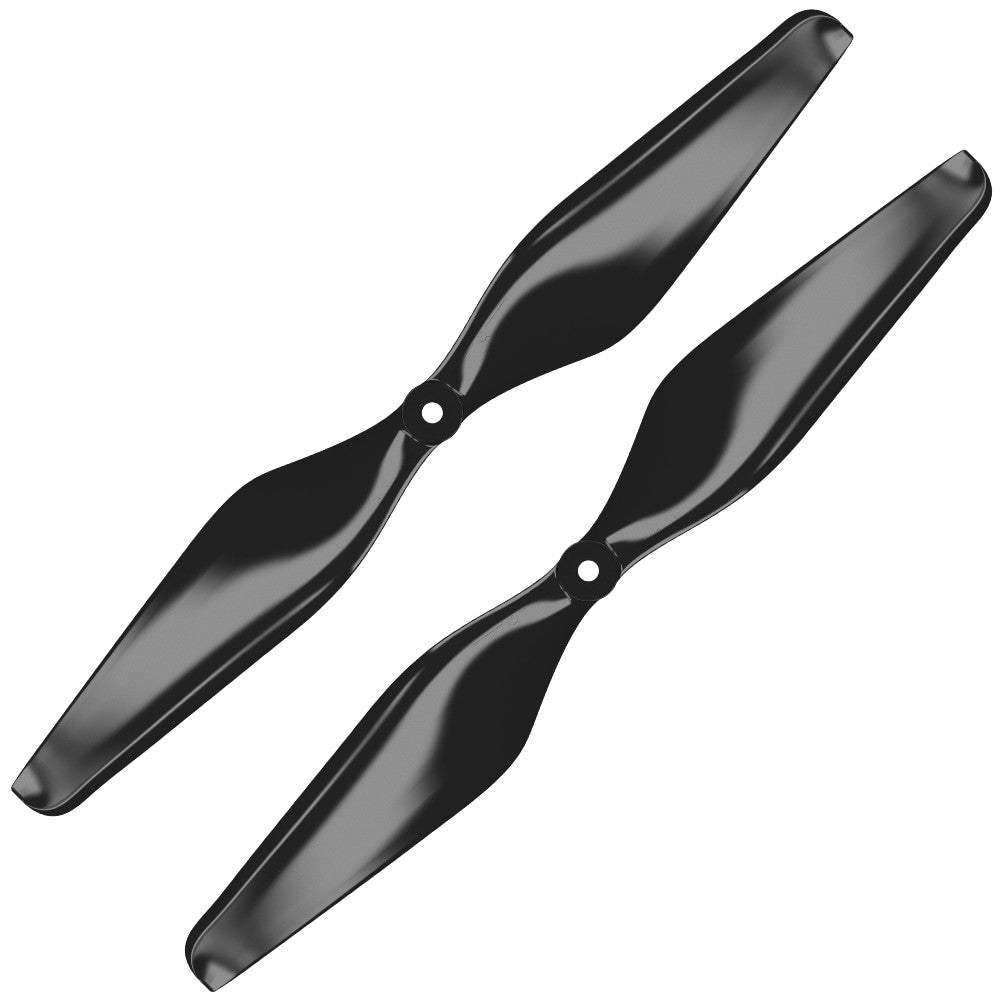 MR Series - 12x4.5 Prop Set x2 Black - Master Airscrew - Multi Rotor/ Model Airplane Propellers