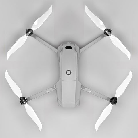DJI Mavic 2 STEALTH Upgrade Propellers- x4 White
