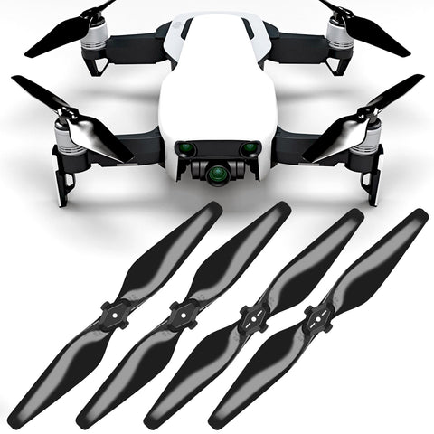 DJI Mavic Air STEALTH Upgrade Propellers - x4 Black