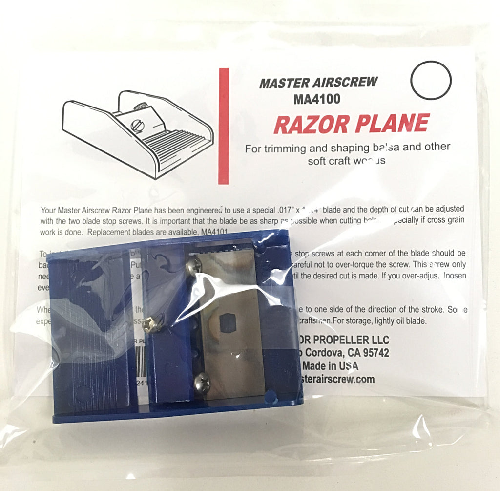 Razor Plane - Master Airscrew - Drone and Model Airplane Propellers