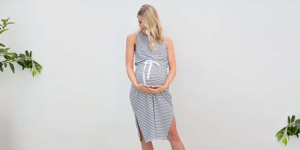 Summer stripes for every Mama