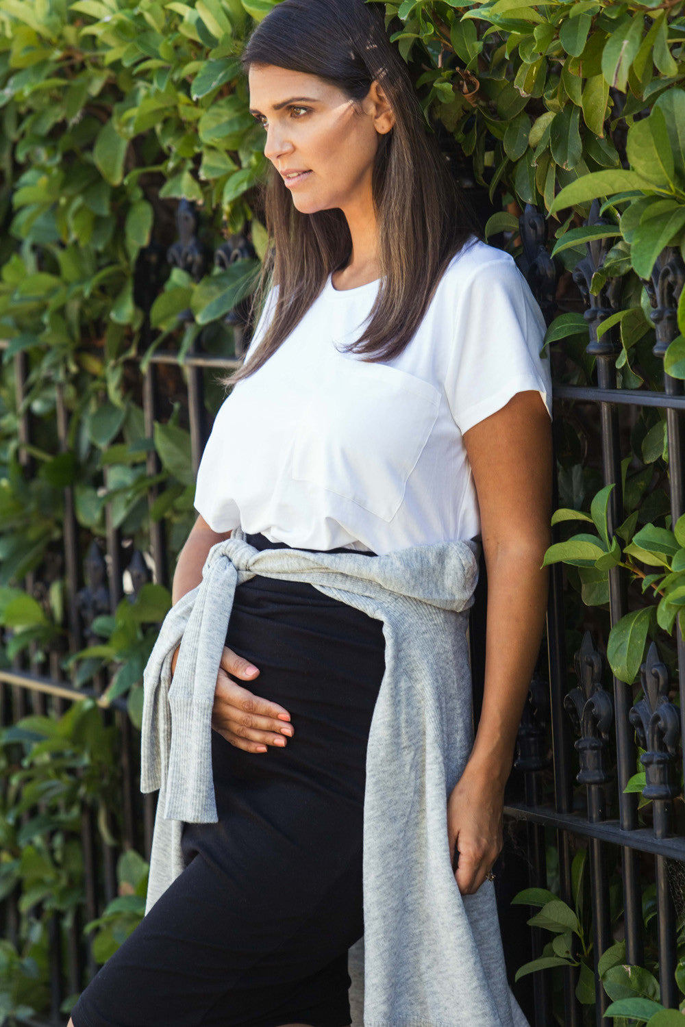 Maternity Cardigan - Style Social 3