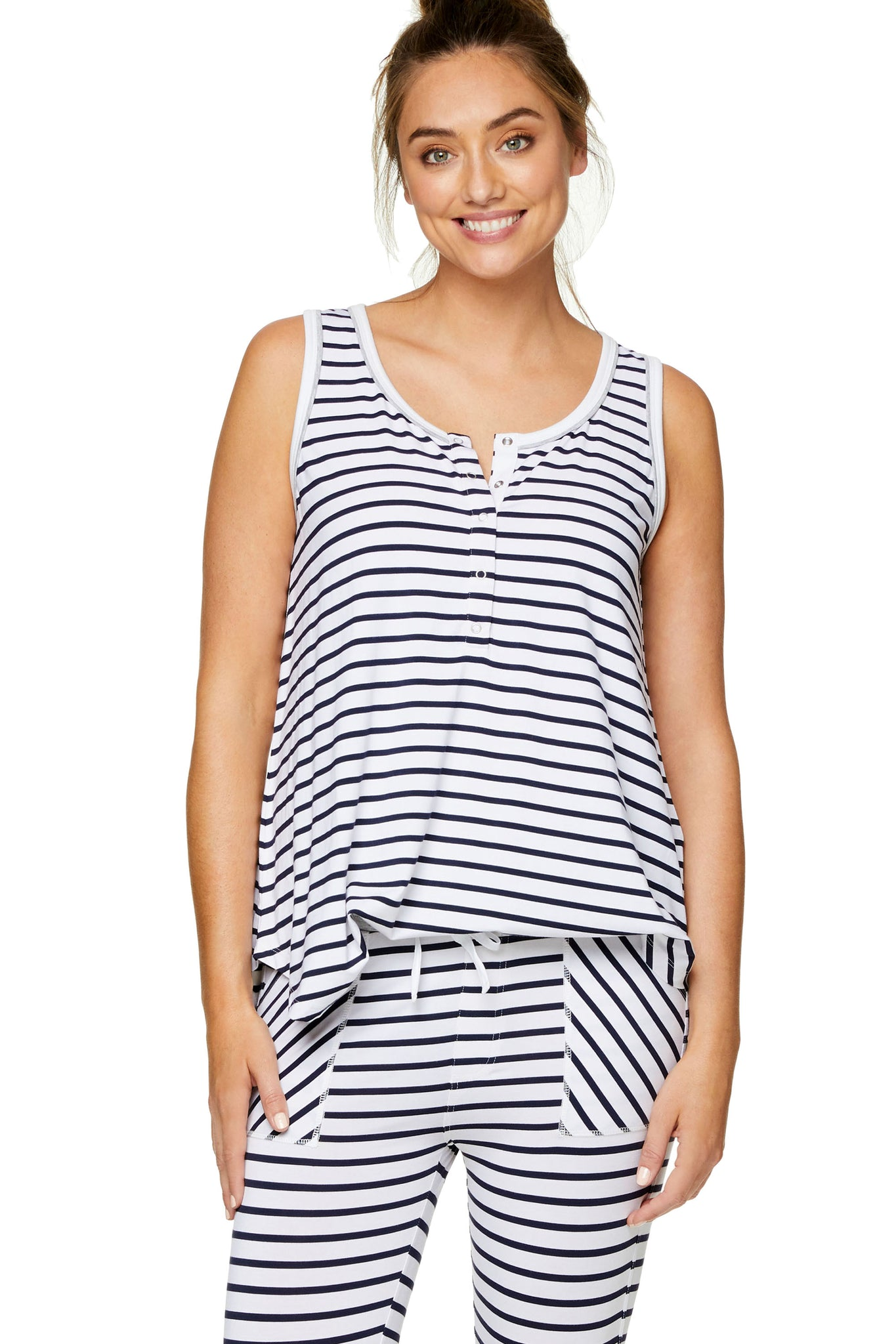 Night Life Nursing Tank
