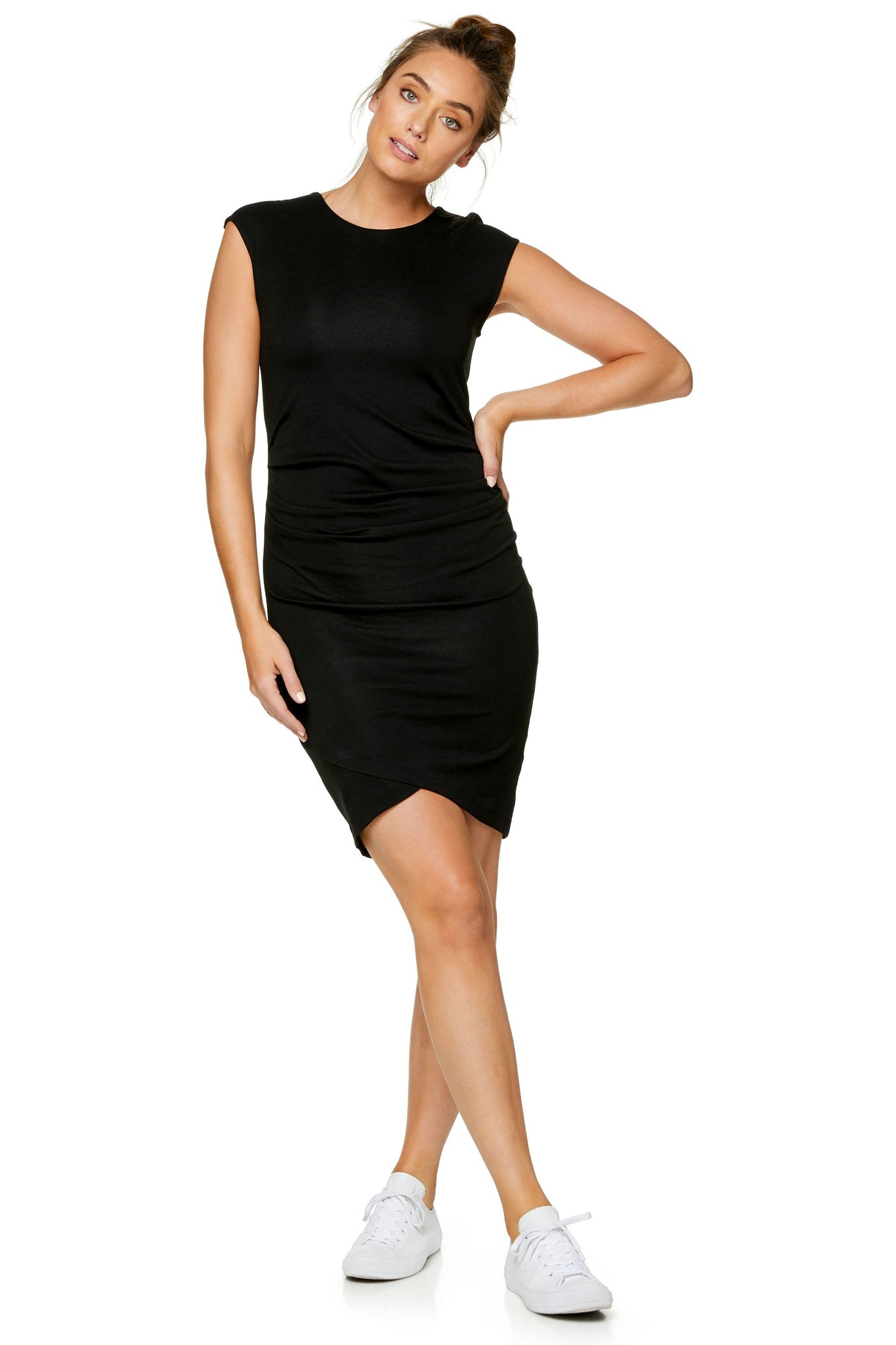 Black Maternity Dress - Formal Maternity Dress 7