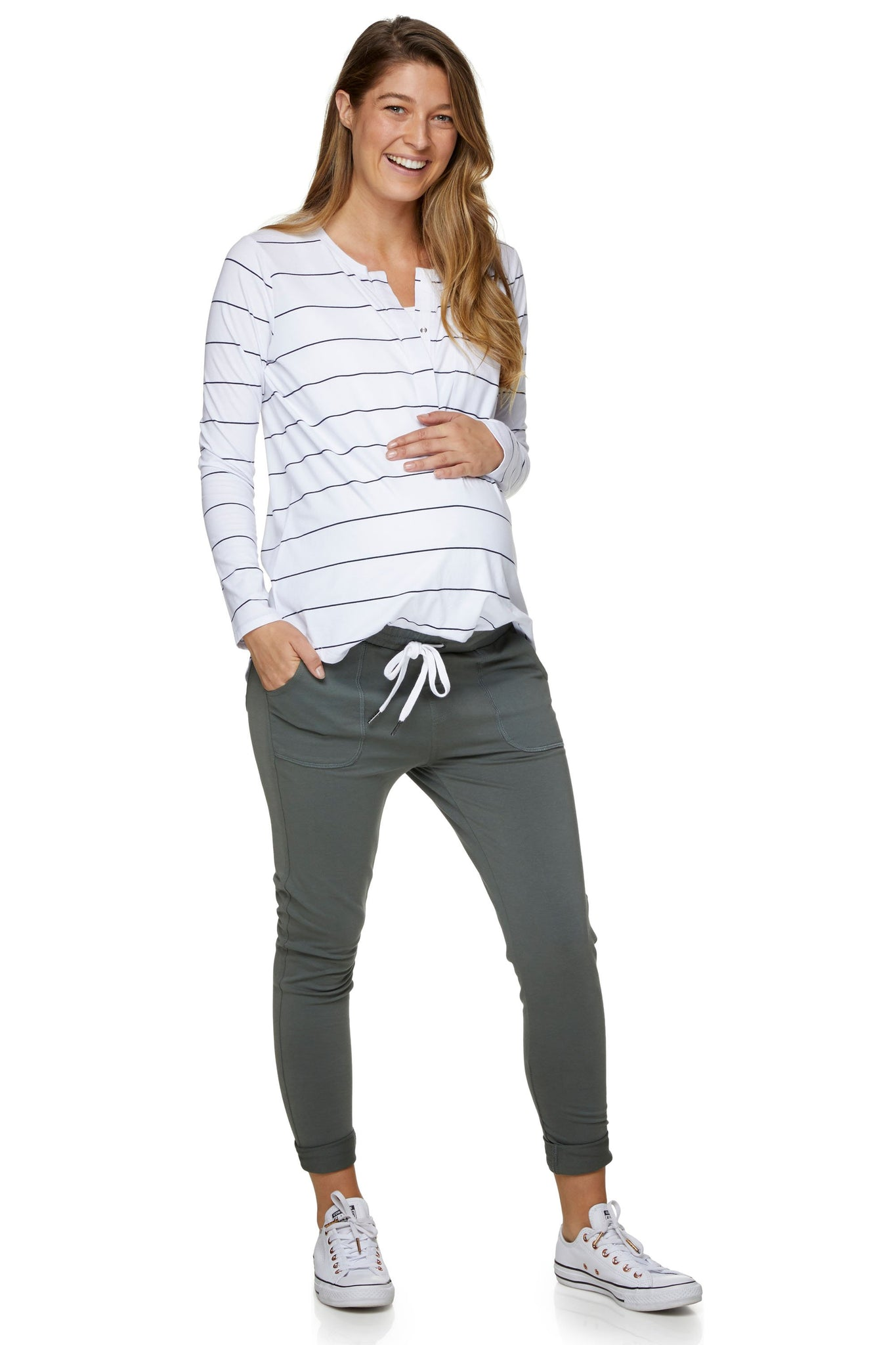 Maternity Track Pant - 4