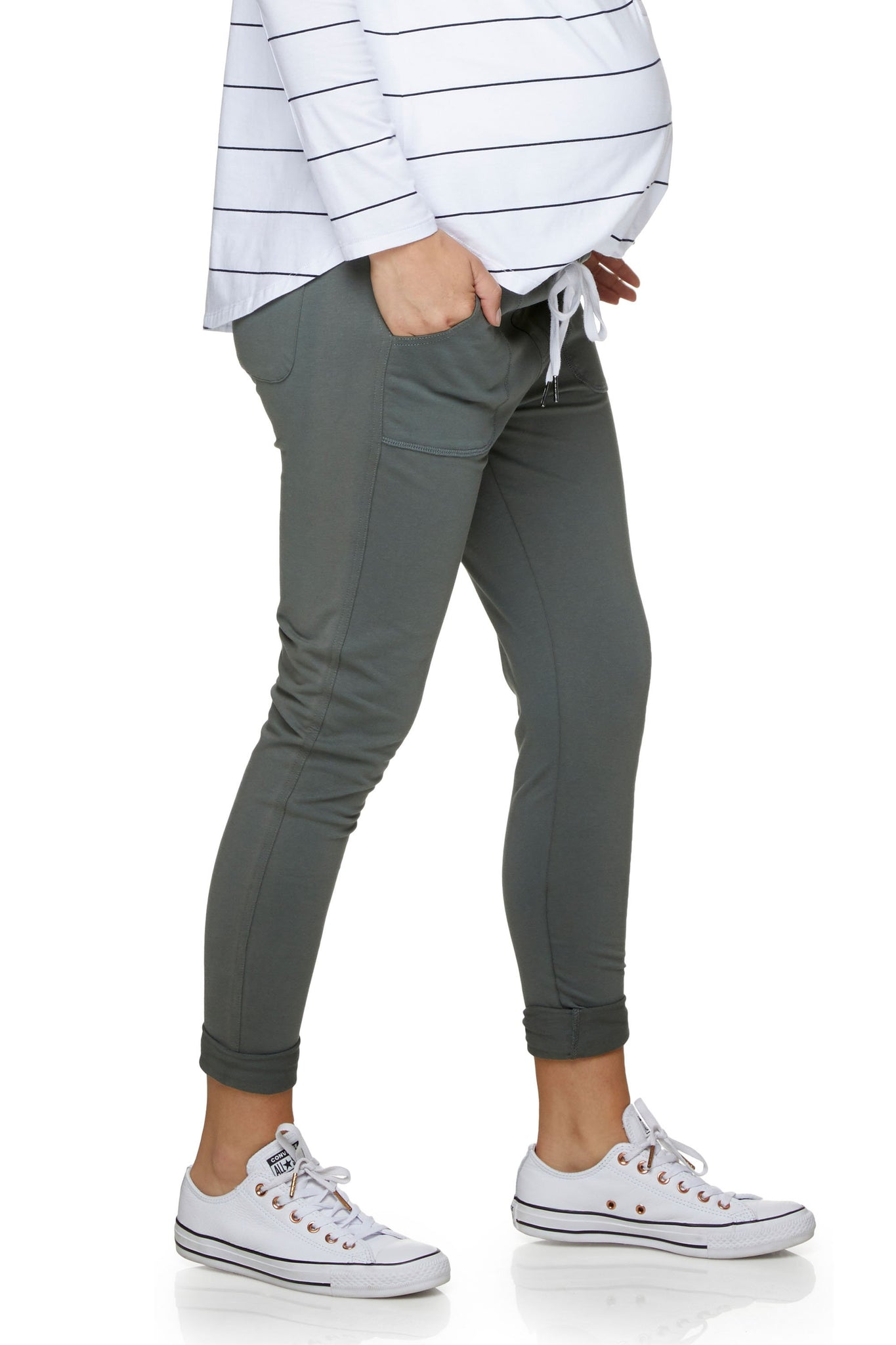 Maternity Track Pant - 2