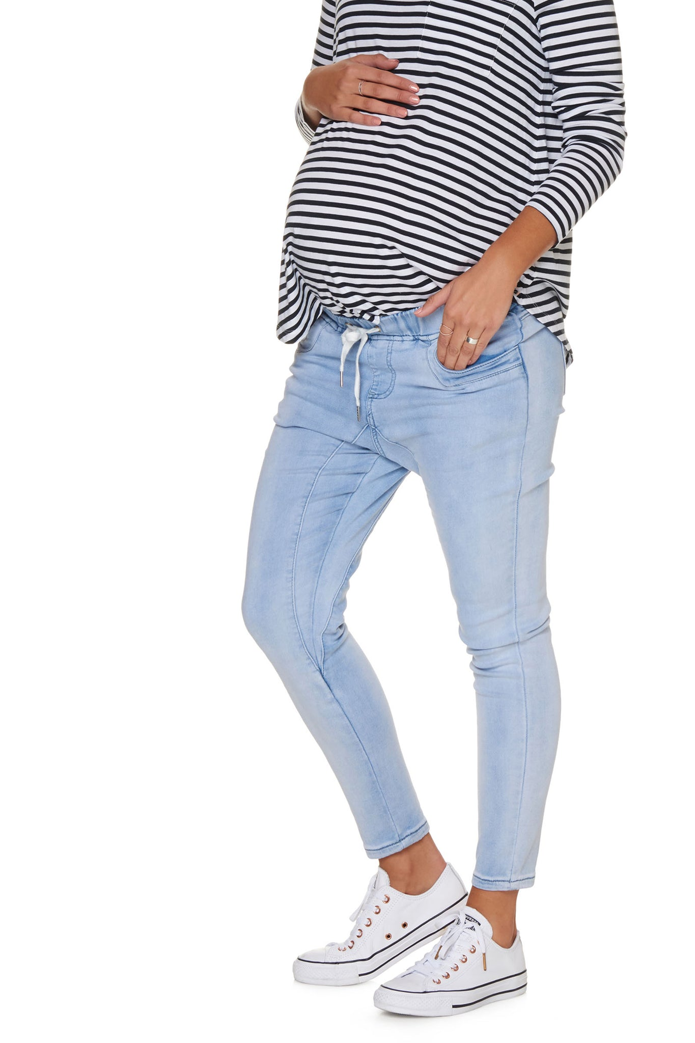 Maternity Jeans - Blue 1