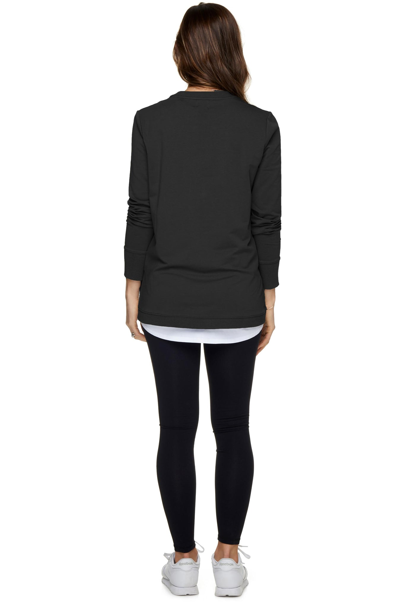 Black Nursing Sweat Top 3