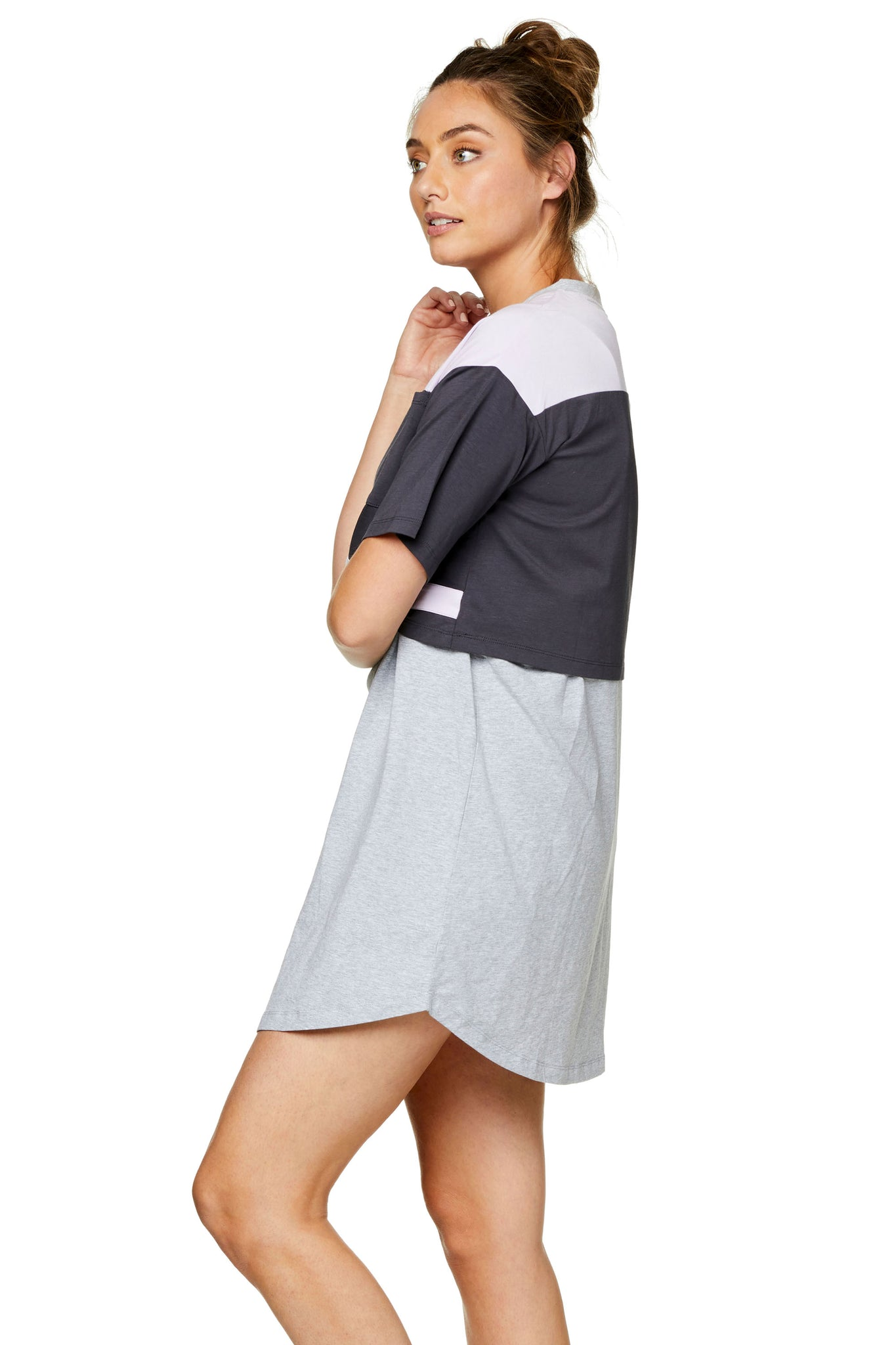 Night Life Nursing Dress