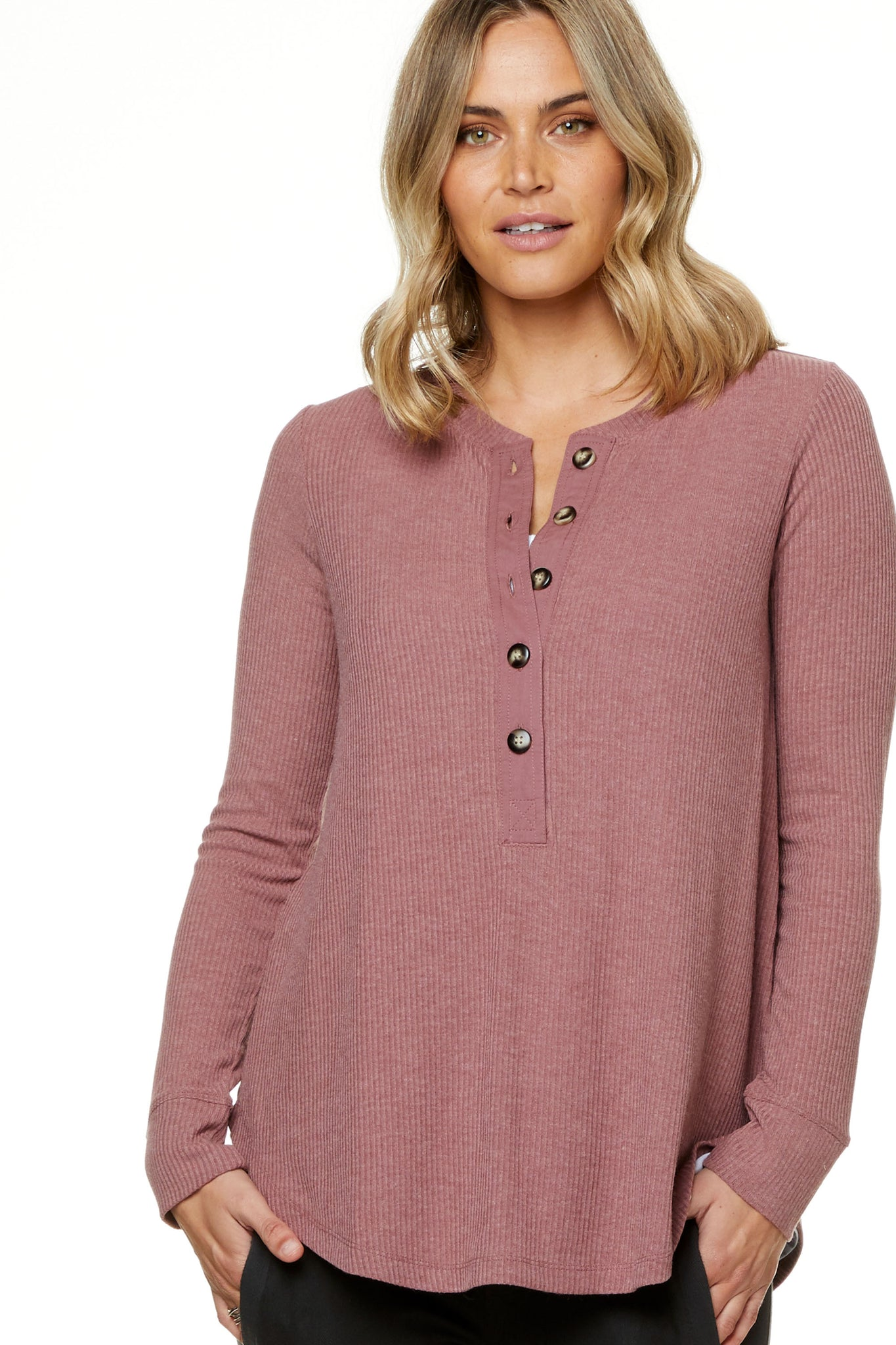 Long Sleeve Nursing Top 6