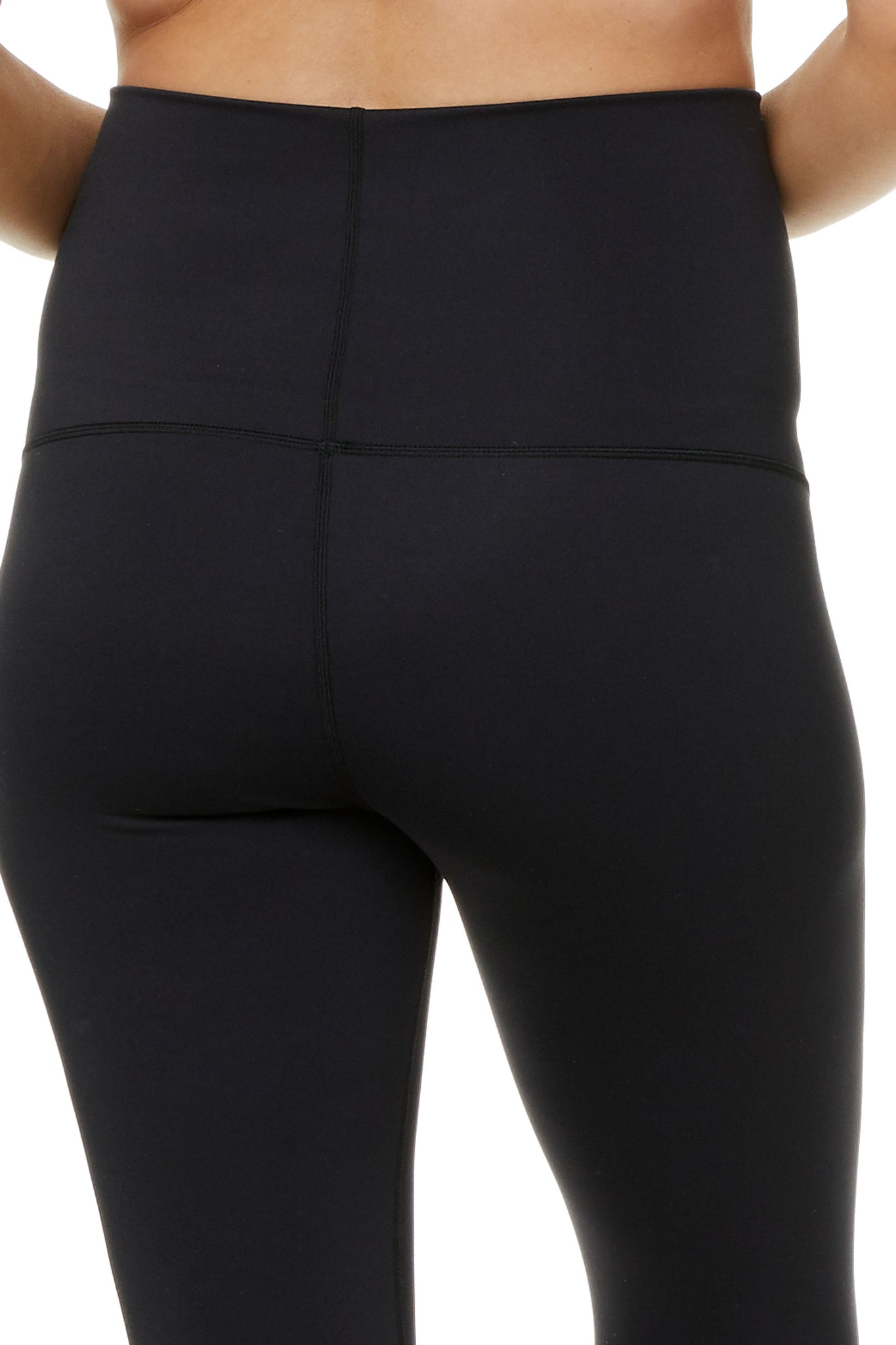 Maternity Leggings - Black 8