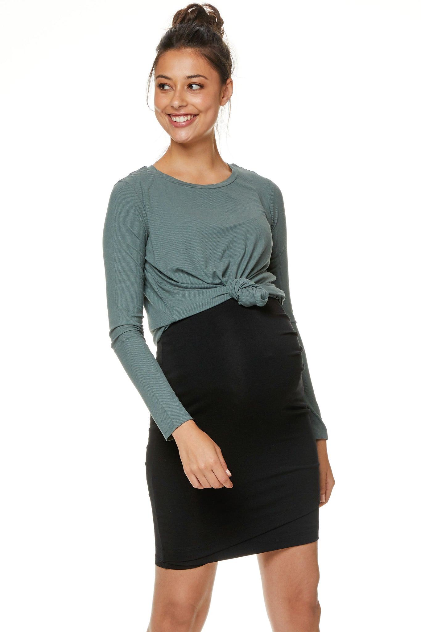 Best Is Yet Rib Nursing Top