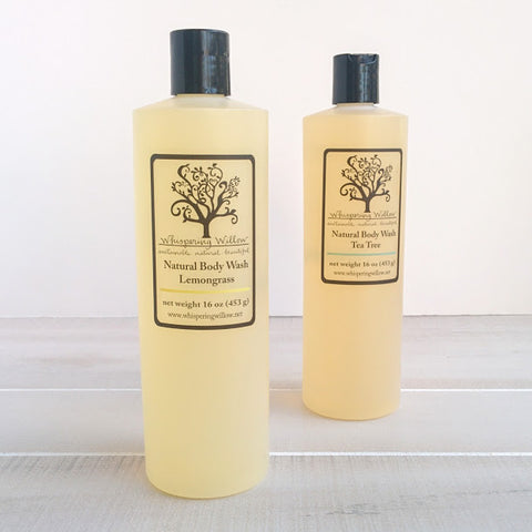 Natural Body Wash - Gather Goods Co - Raleigh, NC