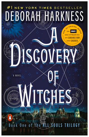 A Discovery of Witches: A Novel - Gather Goods Co - Raleigh, NC