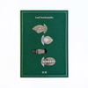 Leaf Bookmark Set, Stainless Steel