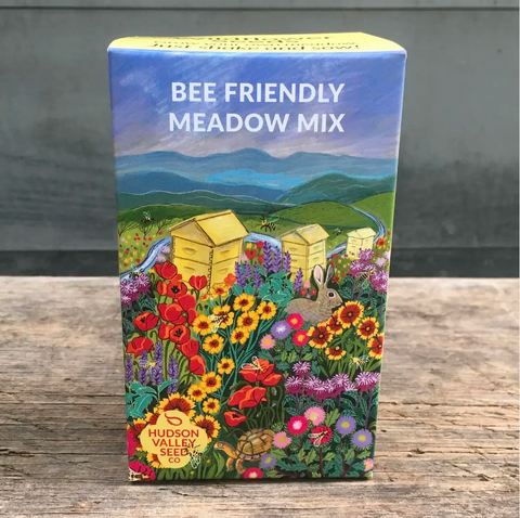 Bee Friendly Meadow Mix Seed Shaker