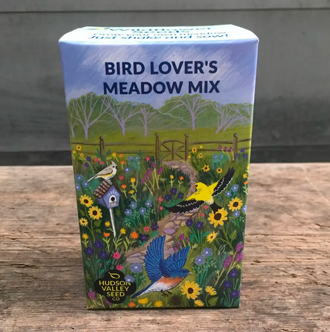 Bird Lover's Meadow Mix Seed Shaker