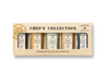 Chef's Collection Set of 6 Salt Varieties, Gift Pack