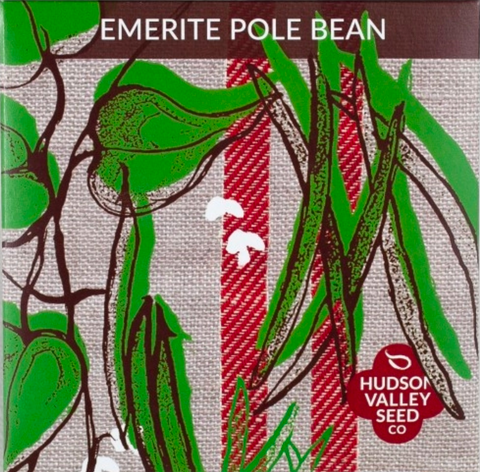 Emerite Pole Bean Vegetable Seeds