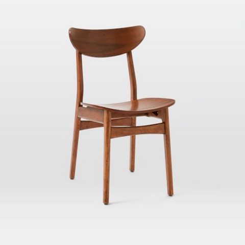 West Elm Classic Cafe Chairs, Set of 4