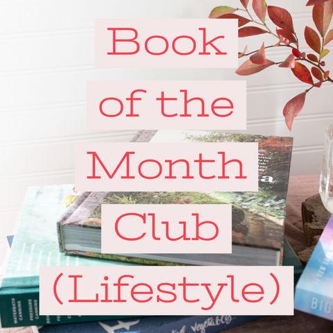 Book of the Month Club, Lifestyle - Gather Goods Co - Raleigh, NC
