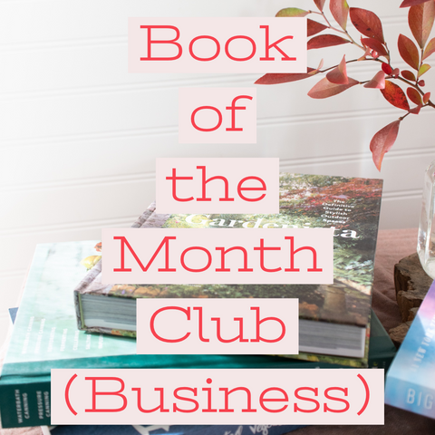 Book of the Month Club, Business - Gather Goods Co - Raleigh, NC