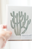 Cactus, Senita Blank Card Boxed Set - Gather Goods Co - Raleigh, NC