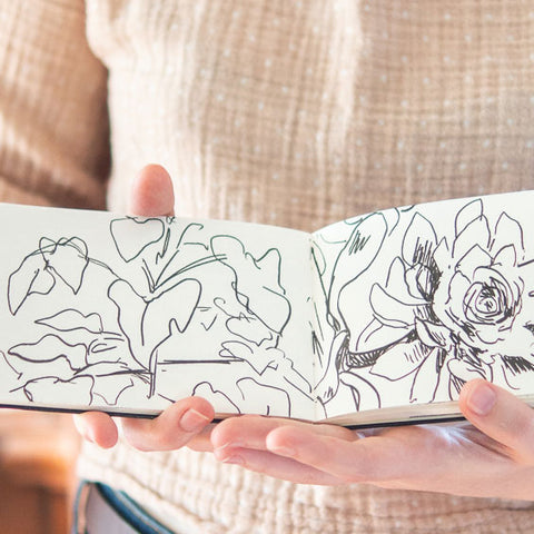 Creative Journaling Class, Thursday March 28, 6:30pm