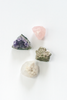 Crystal Quartz Stone, Energy, Healing - Gather Goods Co - Raleigh, NC