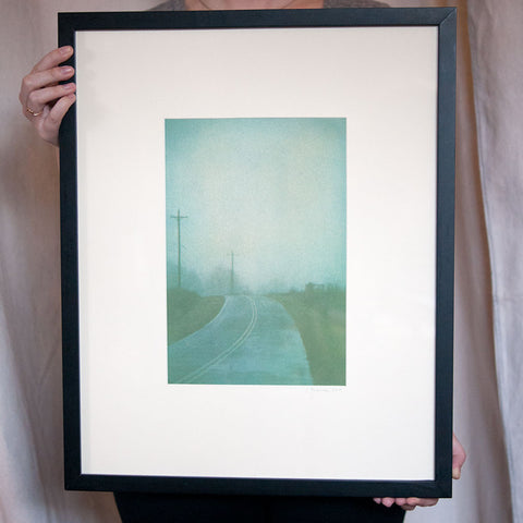 Elizabeth Galecke Winding Road Print - Gather Goods Co - Raleigh, NC