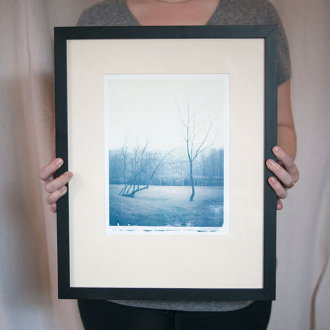 Elizabeth Galecke Two Trees Print - Gather Goods Co - Raleigh, NC