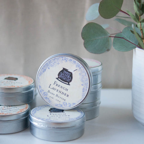 Body Butter - Gather Goods Co - Raleigh, NC