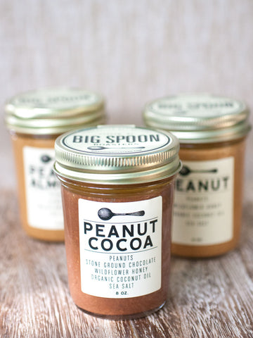 Small Batch Nut Butters - Gather Goods Co - Raleigh, NC